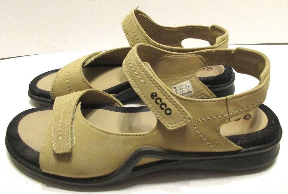 Ecco Adaptive Light Sandals Sz10.5W