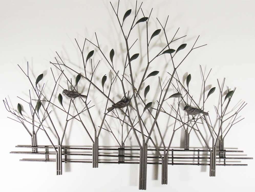 images about metal wall art on pinterest trees the arts and autumn trees: tree scene metal wall art