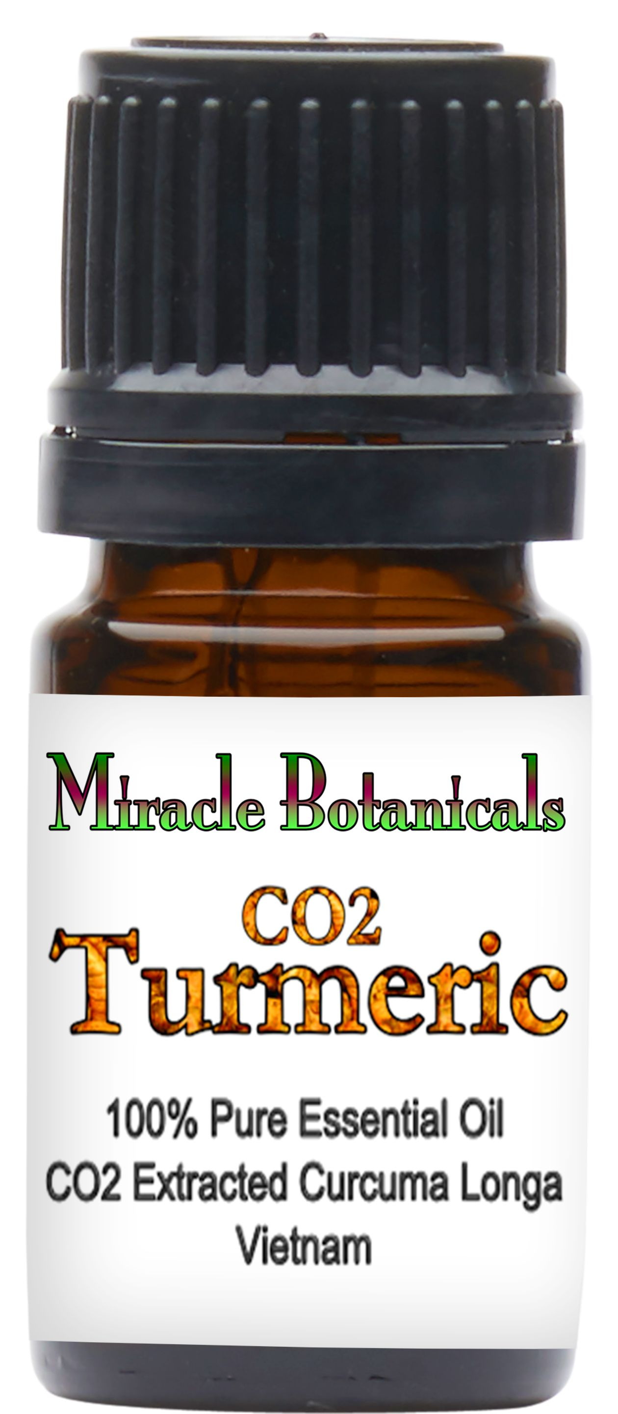 Turmeric Essential Oil – CO2 Extracted