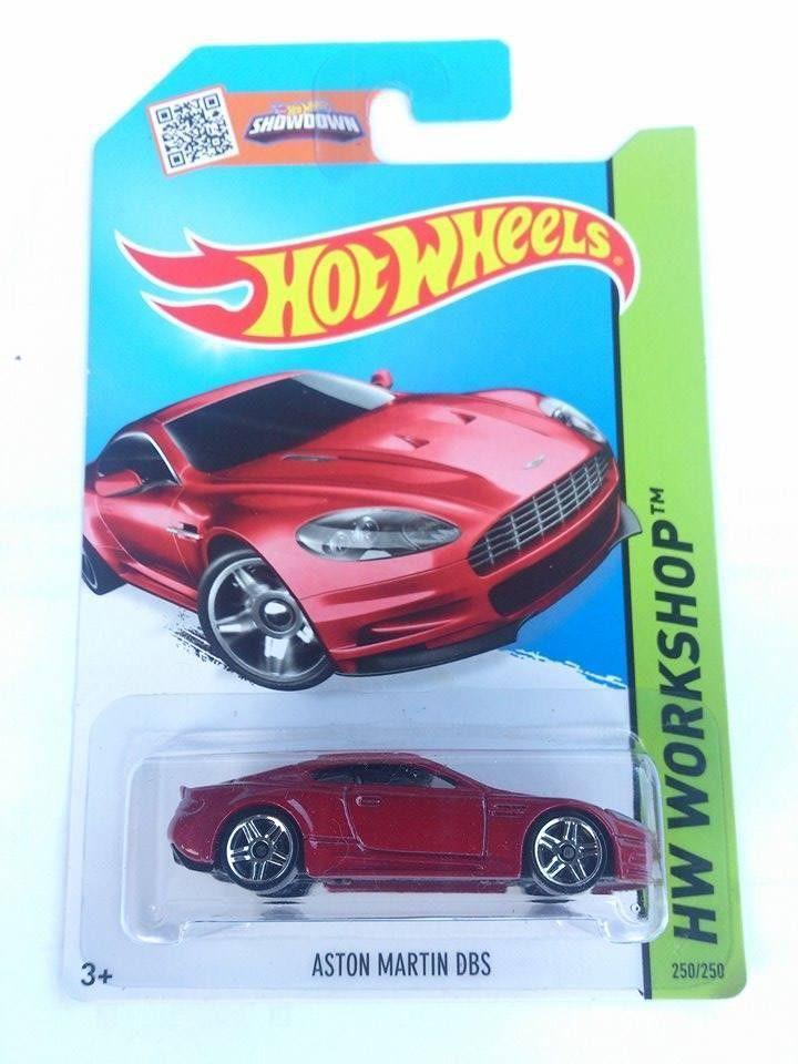 Hot Wheels Aston Martin Dbs Number 250 Of 250 Long Card Card Mosc Aston Martin Dbs Aston Martin Aston