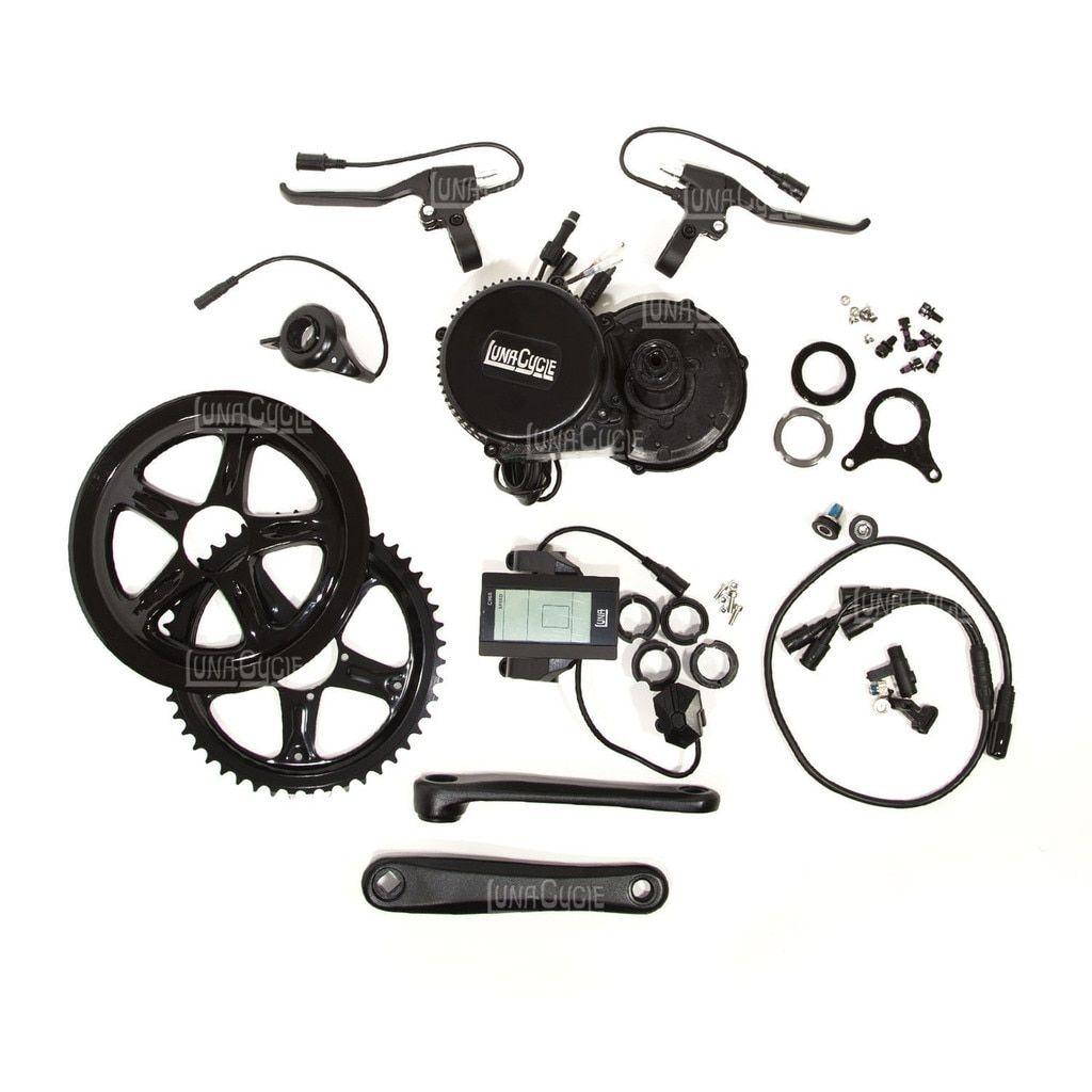 Bafang Bbs02 Mid Drive Ebike Kit Bicicletas