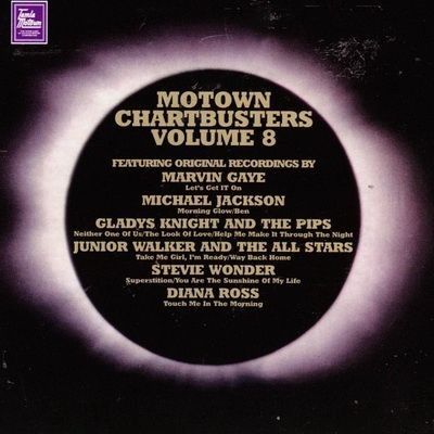 VA Motown Chartbusters, Vol  8 (1997) [FLAC] | 90s R&B, Soul, Funk