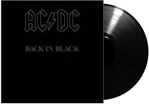 Ac Dc Back In Black New Vinyl Lp 180 Gram Germany Import 5099751076513 Ebay Vinyl Records Music Vinyl Back To Black