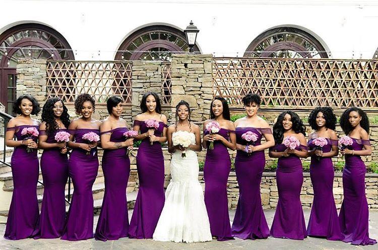 19++ Dark purple bridesmaid dresses ideas ideas