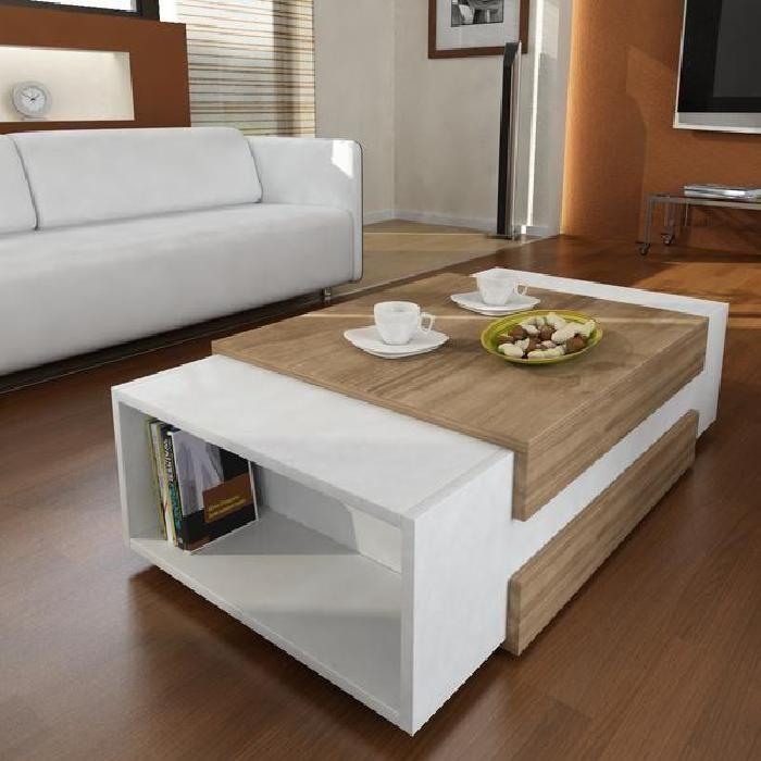 table basse de style moderne table basse nora en diffrentes couleurs heure cest pour lair frais dans votre maison les amateurs de design moderne de - Table Salon Moderne Design