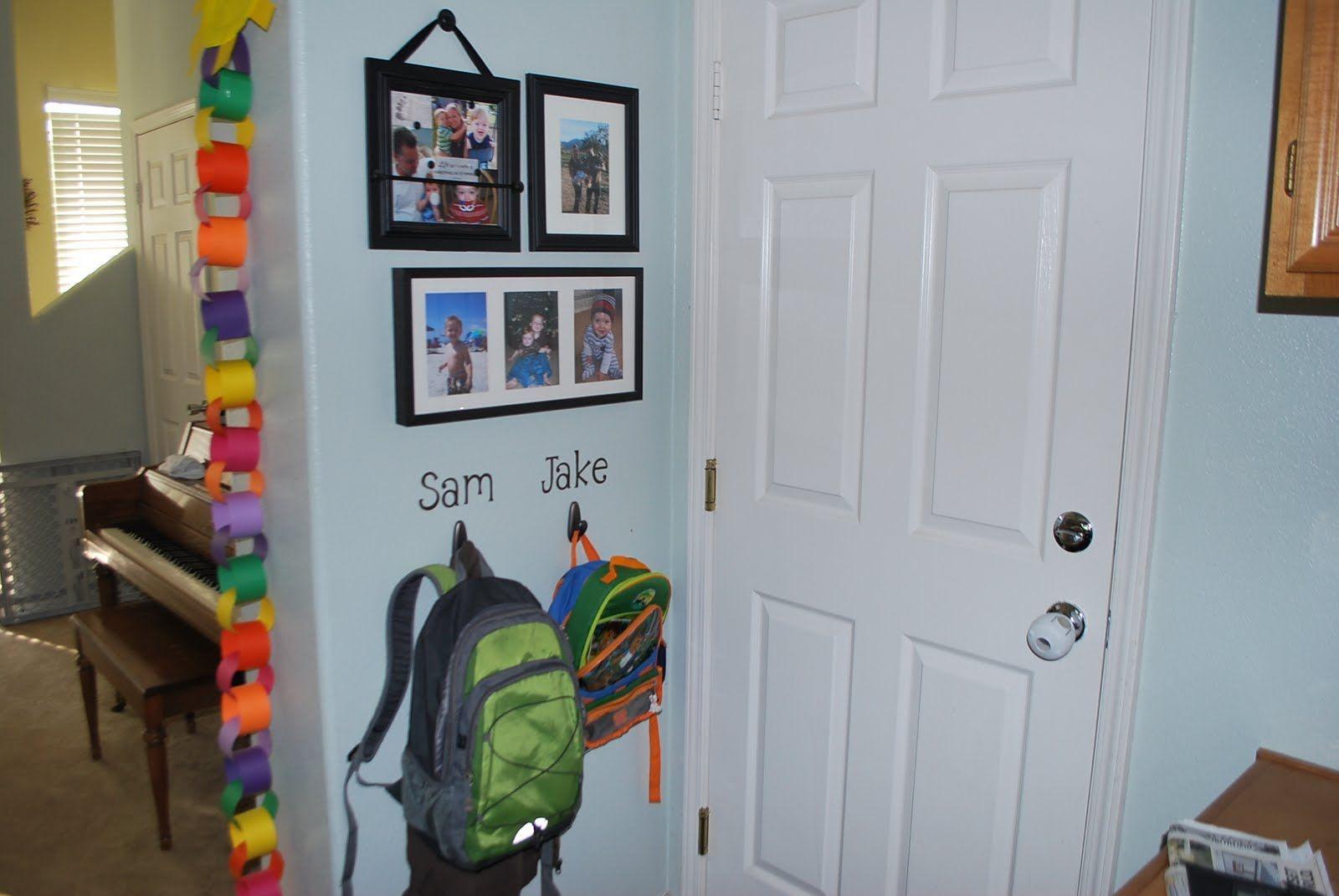 SILVER 3M HOOK FOR JJ BOOKBAG. backpack hooks & SILVER 3M HOOK FOR JJ BOOKBAG. backpack hooks | For the Home in 2018 ...