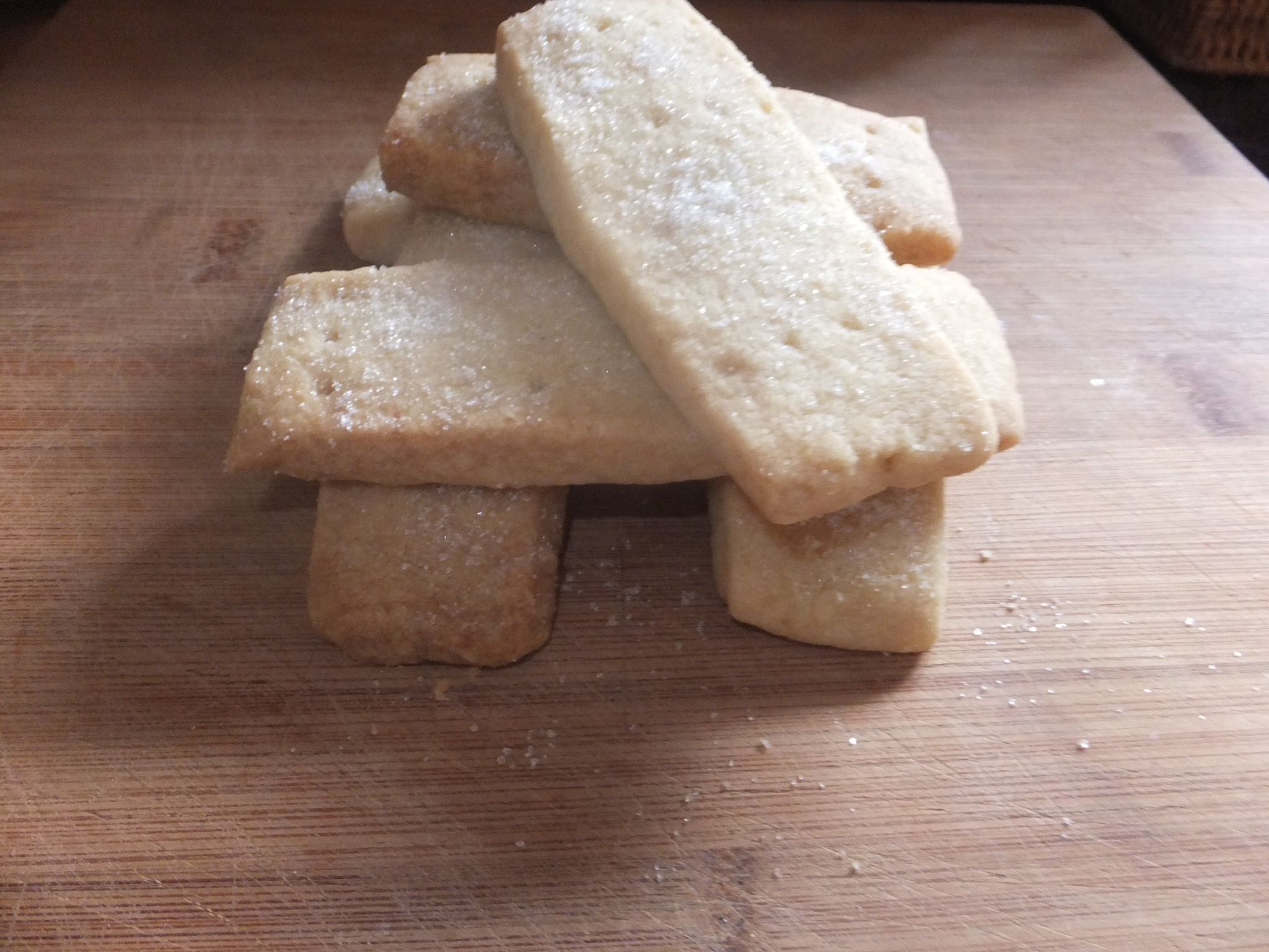 Homemade Christmas Gifts - Shortbread