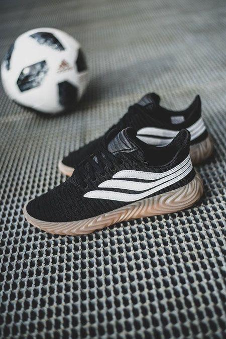 info for 9c203 d4c47 adidas Sobakov Core Black Ftwr White Gum (AQ1135) - Side   Botas De Fútbol  en 2019   Pinterest   Zapatos, Zapatillas y Adidas