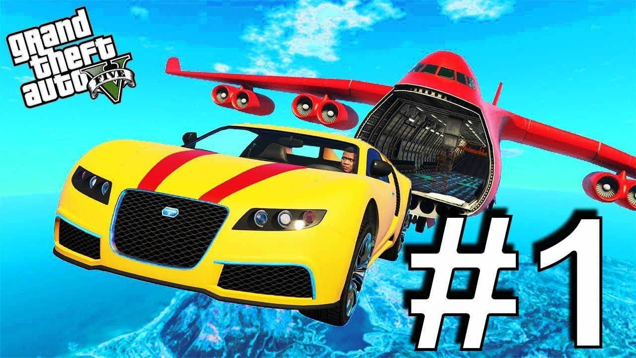Gta 5 Epic Moments 1 Best Gta 5 Stunts And Wins Gta 5