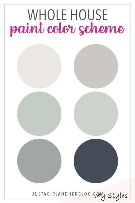 jul 31 2019 get my favorite interior paint colors with on interior color combinations for homes id=24977