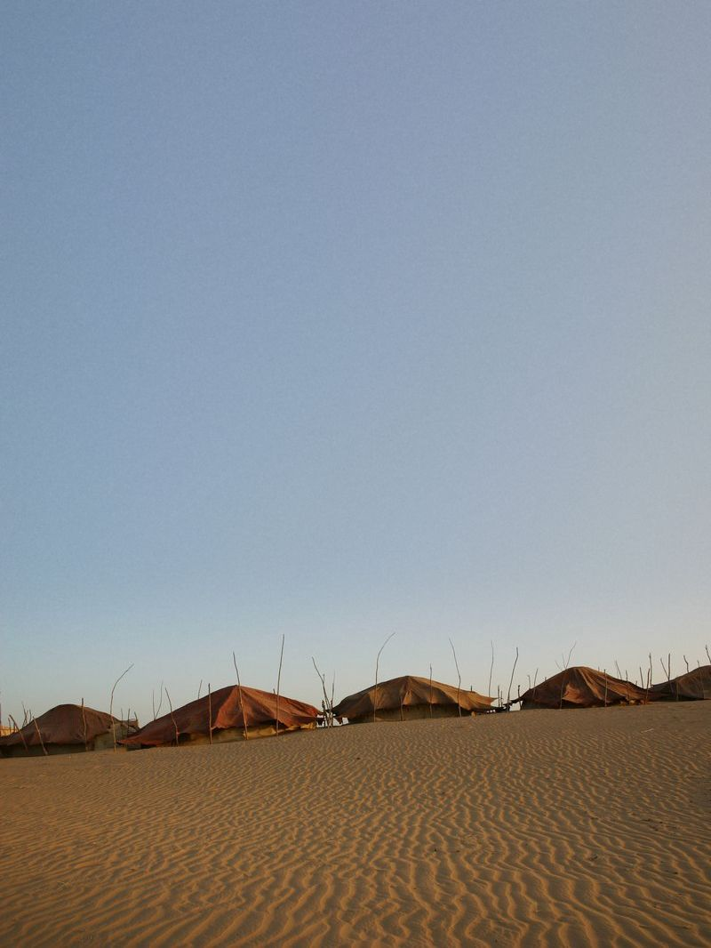 Tuareg camp. Mali. Photography by Luis Miguel Graca