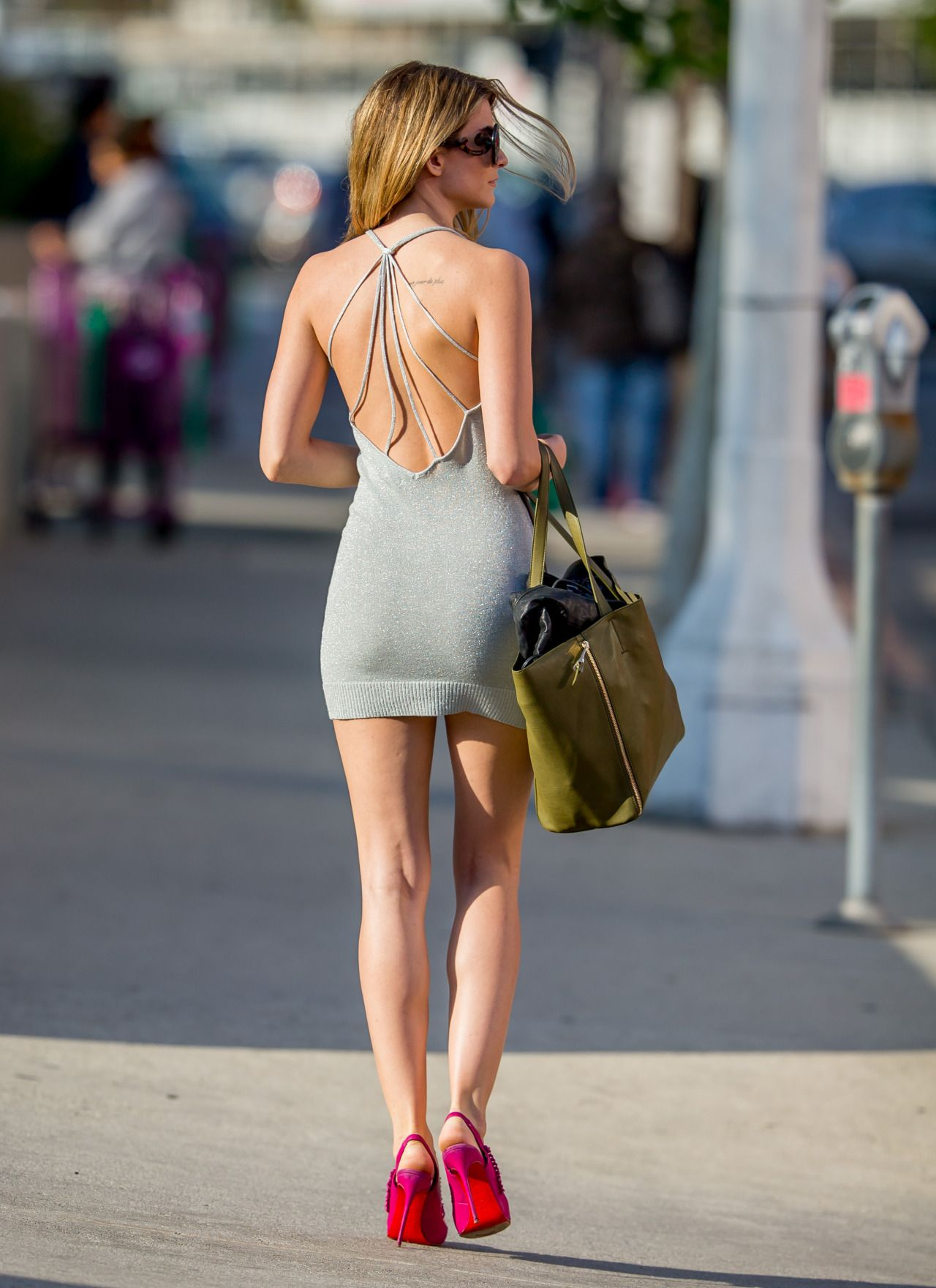 Breathtakingwomen Rachel Mccord Out And About Los