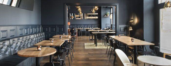 Tre Stuer og Bar in Oslo by Nordic Design #BeautifulInteriors, #Eat ...
