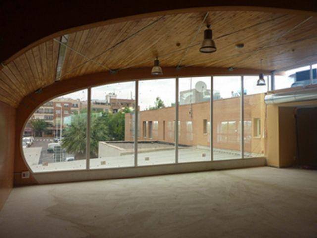 Cortejoso y Coronado Arquitectos - Reforma y ampliación de Piscina municipal. Lliría. Valencia.