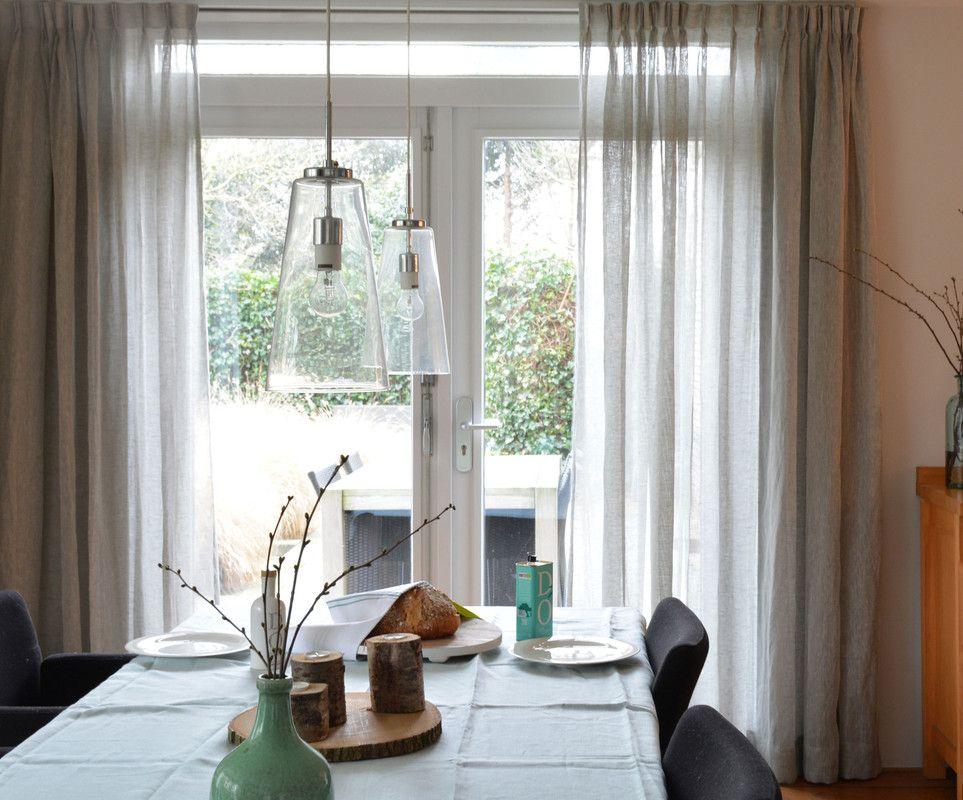 Gordijn Op Maat : Vitrage of inbetween gordijnen window treatments