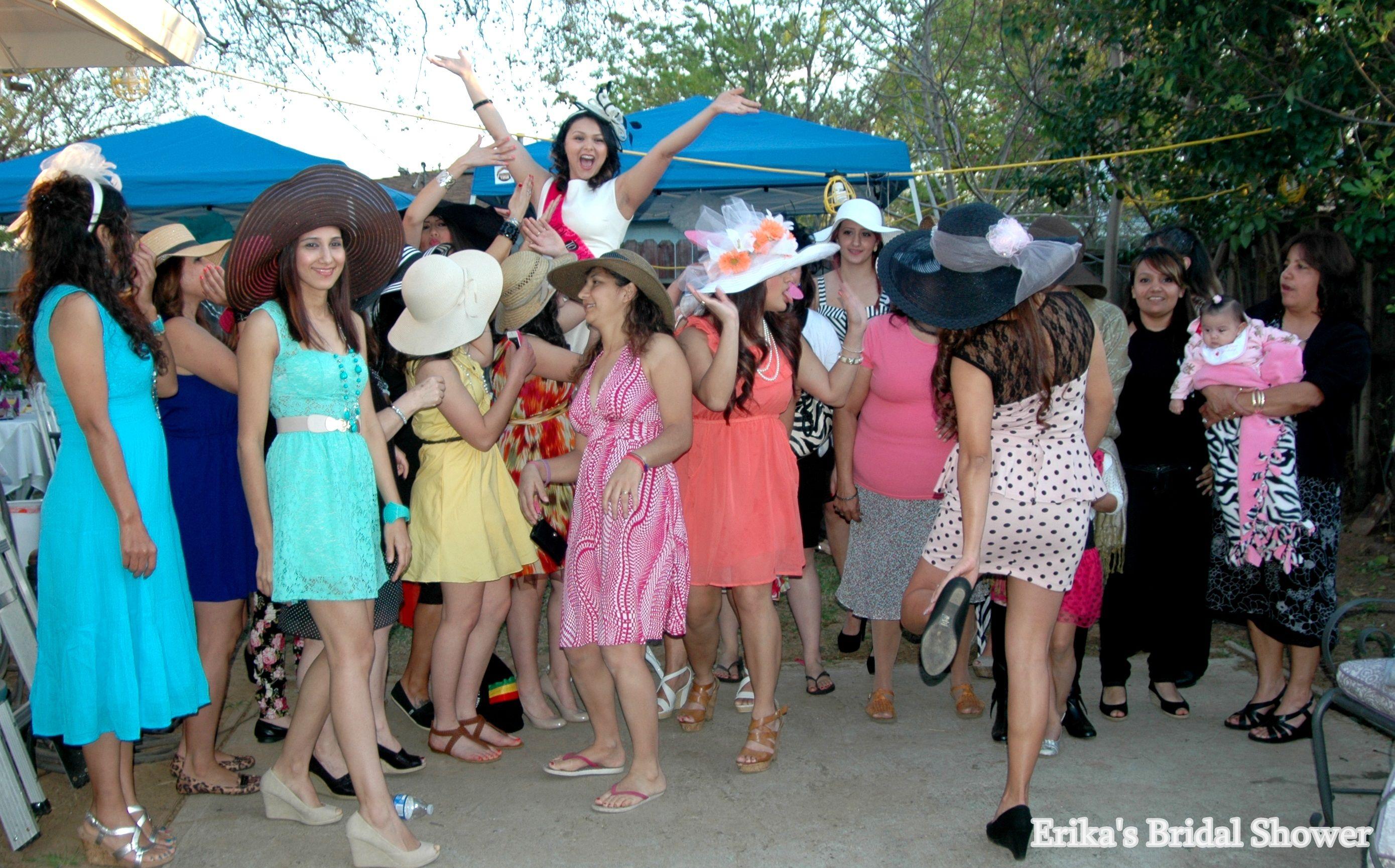 Kentucky Derby Bridal Shower
