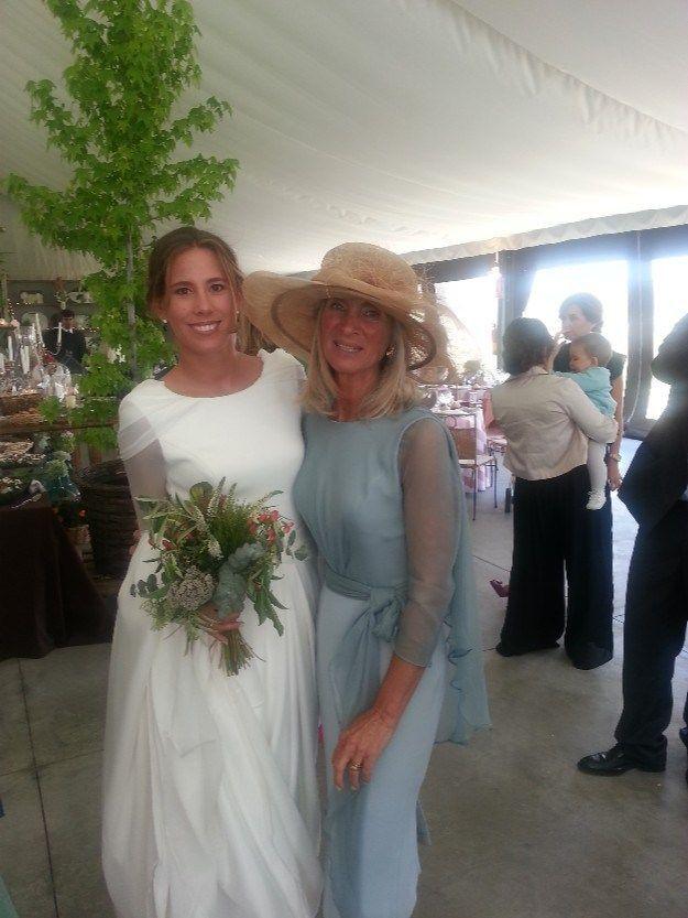 madrina boda telva   boda   Pinterest   Boda, Natividad y Madres