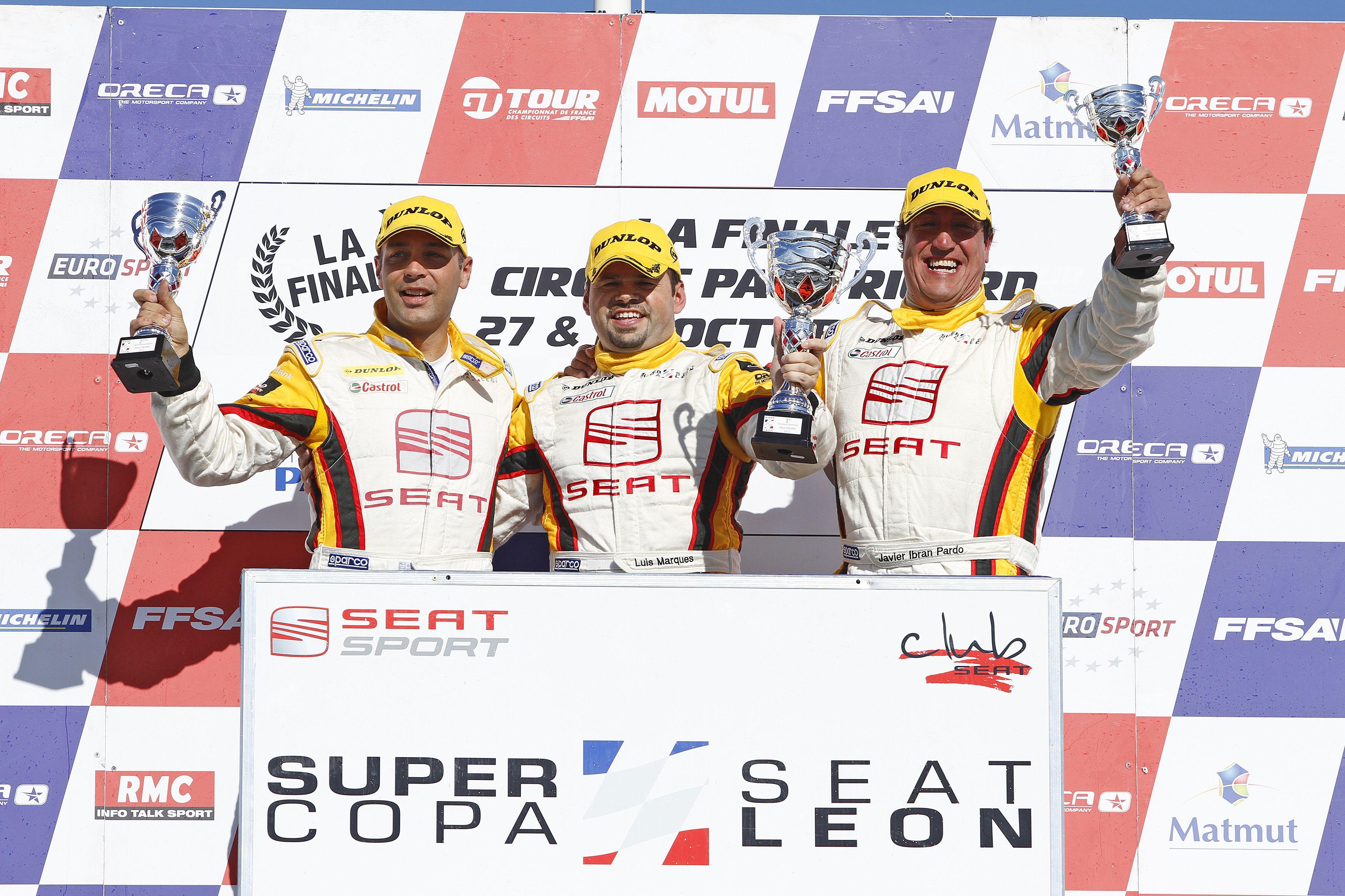 Supercopa SEAT León France