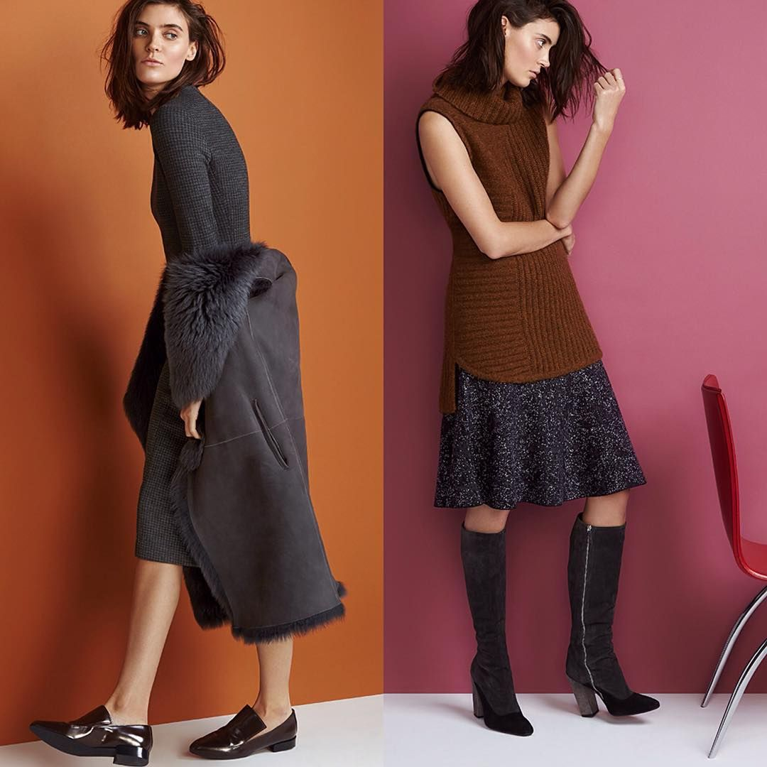 Make A Subtle Statement. @theory #wearitnow By Shopbop
