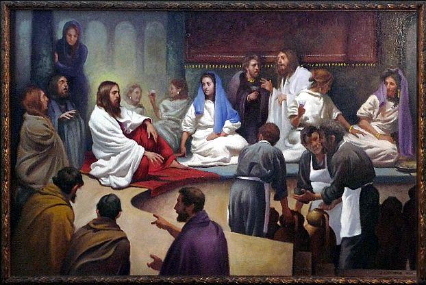 Billedresultat for JESUS I WEDDING