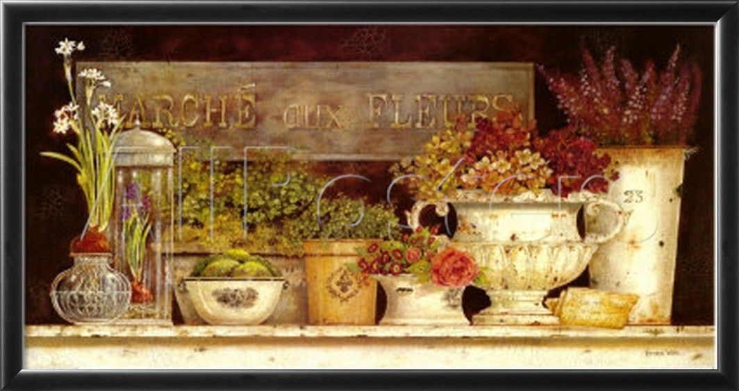 Kathryn White Canvas Art Aux