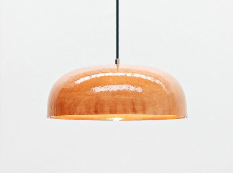 Snickeriet - leather pendant