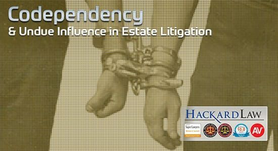 Pin By Hackard Law On Trust Estate Probate Law Codependency