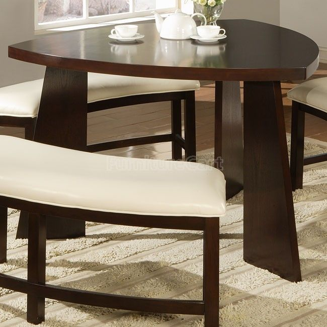 Friendship Circle Triangle Dining Table Dining Room Small Small