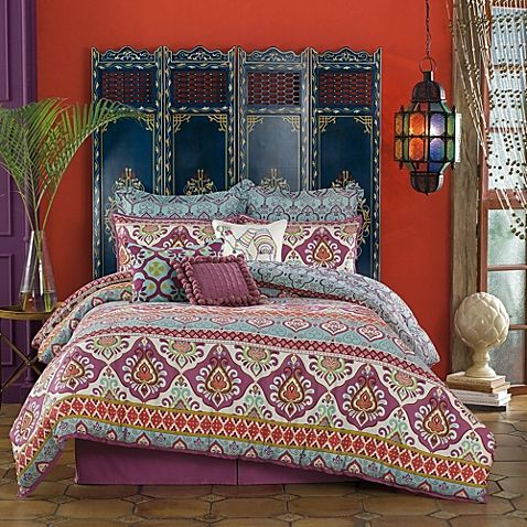 burgundy creative comforter your king bedding homeliva bohemian ideas and sets unique for
