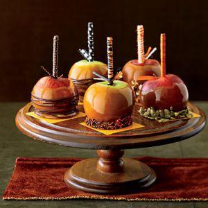 Caramel Apples Recipe - How To Make Candy and Caramel Apples - Delish.com#slide-8#slide-8
