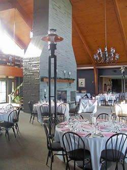 Venue Logan Ridge Estates In Hector Ny Includes Al Of E Furniture Tableware And Dance Floor Views Seneca Lake