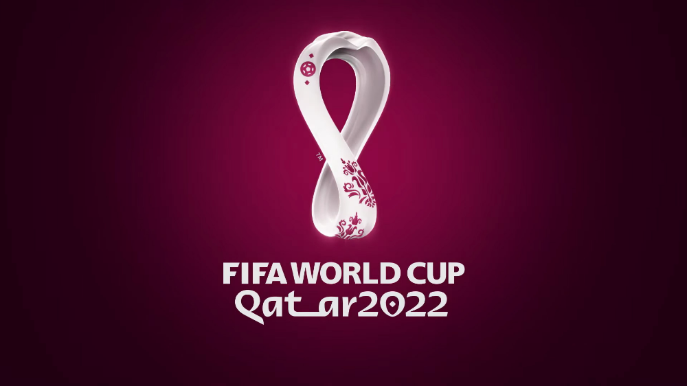 Brand New New Logo For Qatar 2022 Fifa World Cup By Unlockbrands Fifa 2022 Fifa World Cup Fifa World Cup