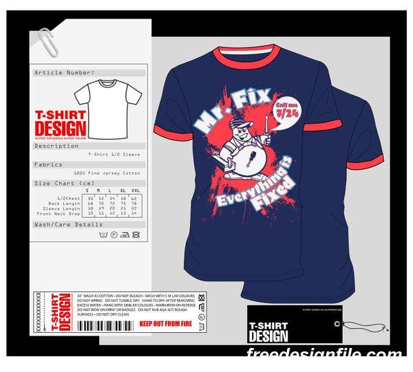 Mode T Kostenlosen Svg Datei Fashion T Shirt Vorlage Design Vektor Material 01 Download Name Fashion T Shirt Design Vektor Vorlagemat Shirts Mens Tops Fashion