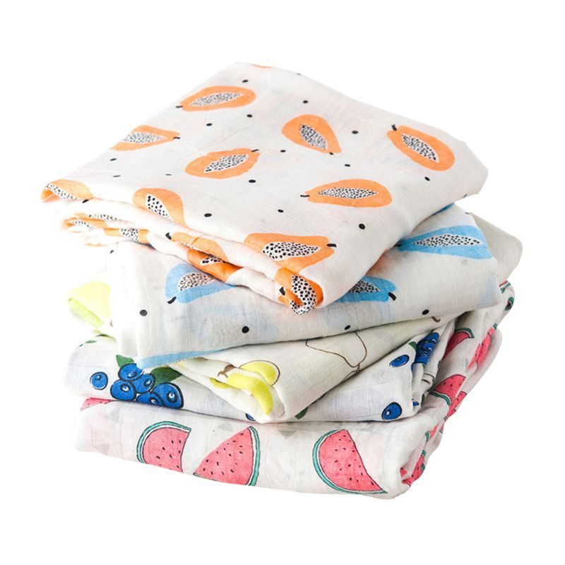Swaddling And Receiving Blankets Glamorous 120Cm*120Cm Baby Kids Cute Soft Swaddle Wrap Swaddling Sleeping Decorating Design