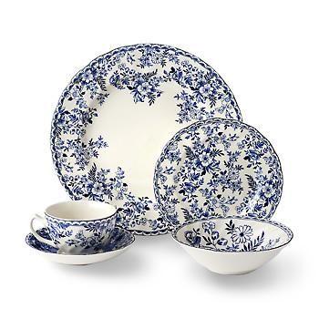 Ross-Simons - Johnson Brothers Wedgwood \ Devon Cottage\  Earthenware Dinnerware - #JBCDVC  sc 1 st  Pinterest & Ross-Simons - Johnson Brothers Wedgwood \