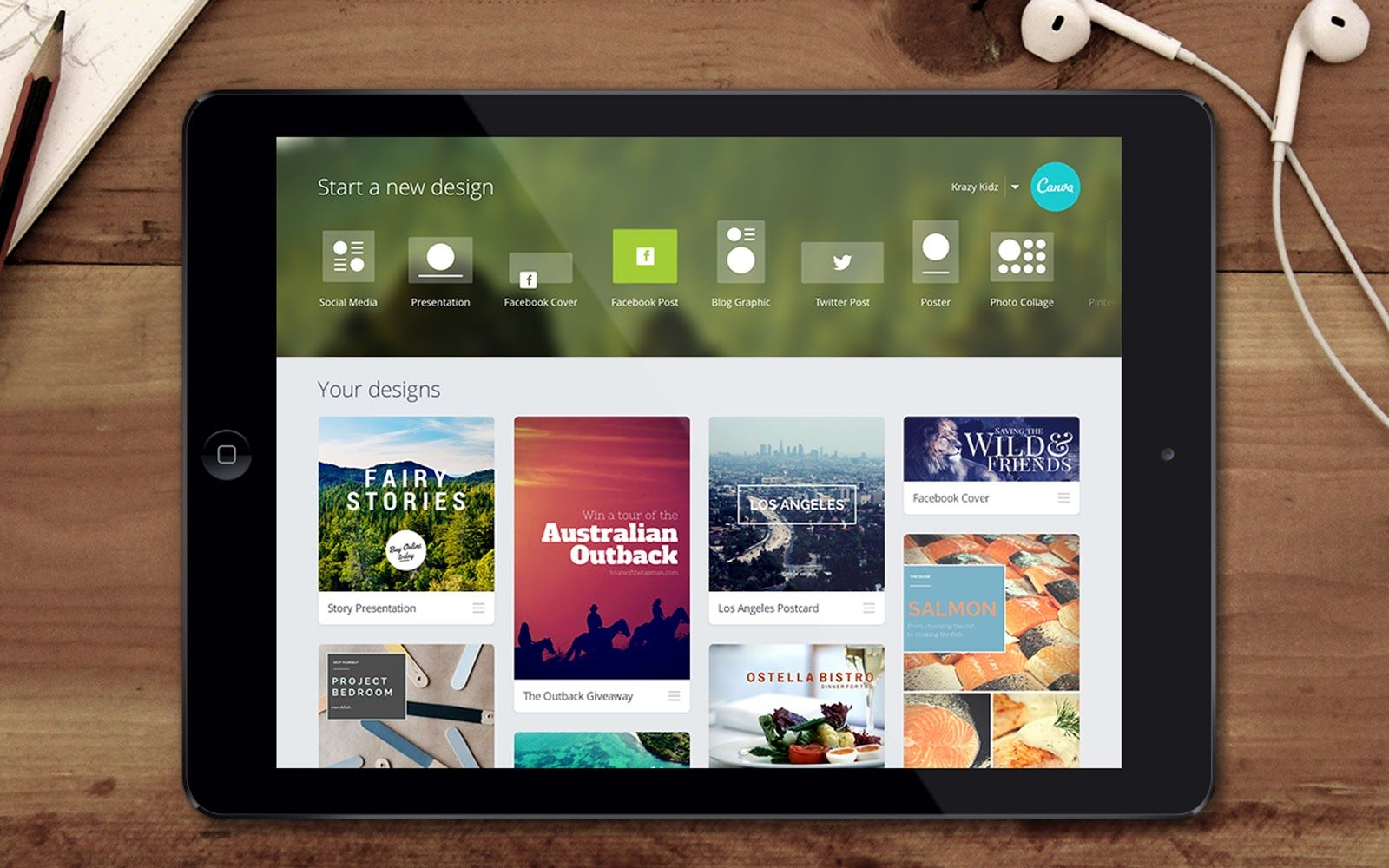 Canva Amazingly Simple Graphic Design Software Free