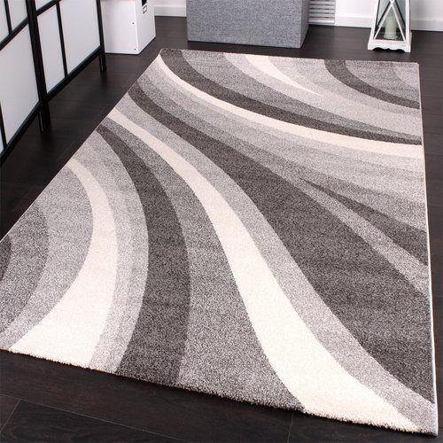 17 Stories Bryndis Flatweave Grey Rug Rugs, Grey rugs
