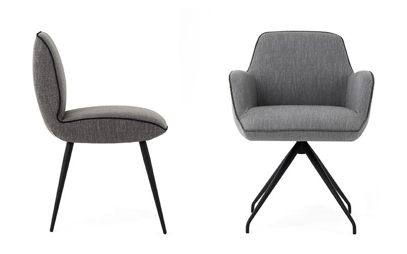 Nieuwe collectie Mobitec stoelen • De Houtfabriek
