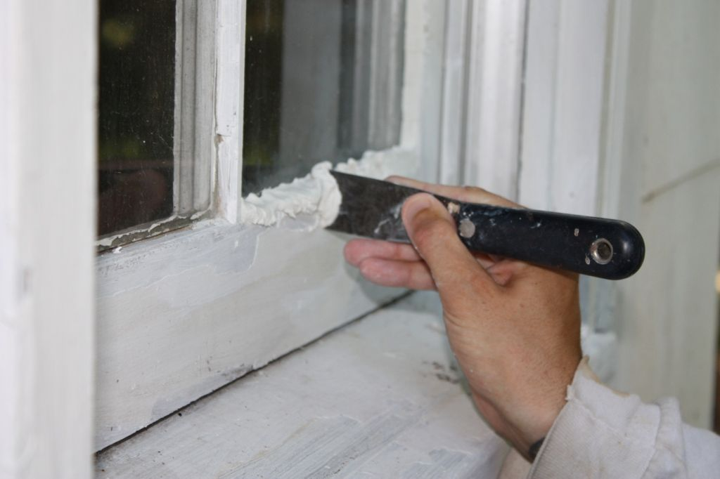 Window Putty I Mean Glazing Compound Window Restoration Window Glazing Windows