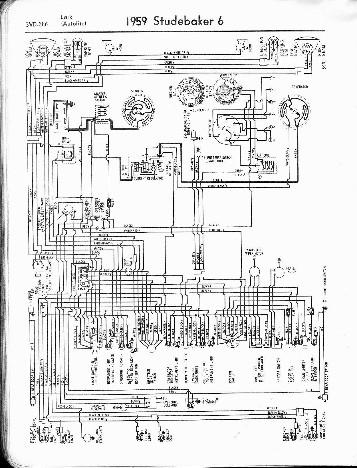 17 Simple Car Wiring Diagrams Design With Images Andrea