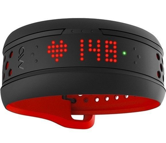Mio Fuse Strapless Heart Rate Training and Activity Monitor