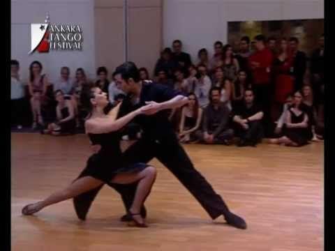 Fernando Gracia y Natalia Tonelli Attori - Quejas de Bandoneón - Campeones Mundiales de Tango 2007 - YouTube