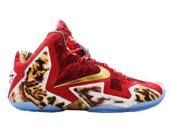 2K Sports x Nike LeBron 11 – 2K14