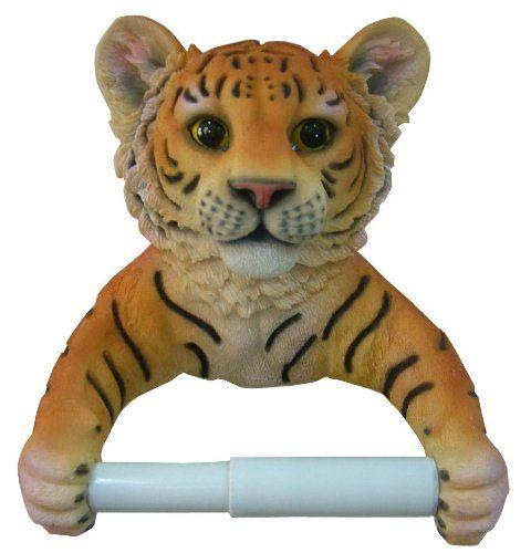 Tiger Toilet Paper Tissue Holder Be