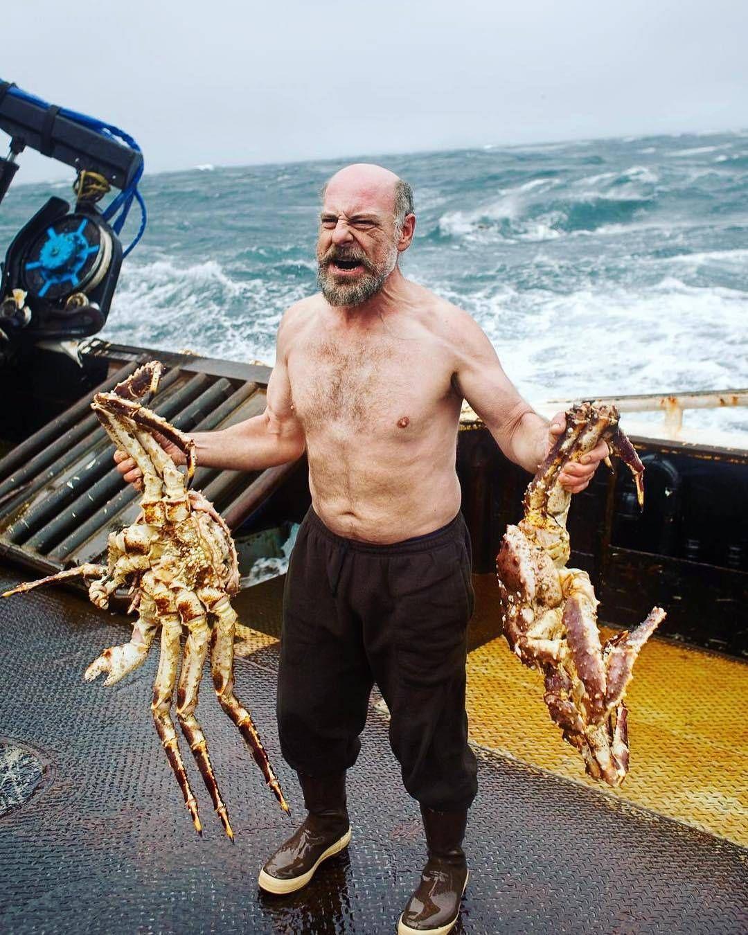 Dating a crab fisherman