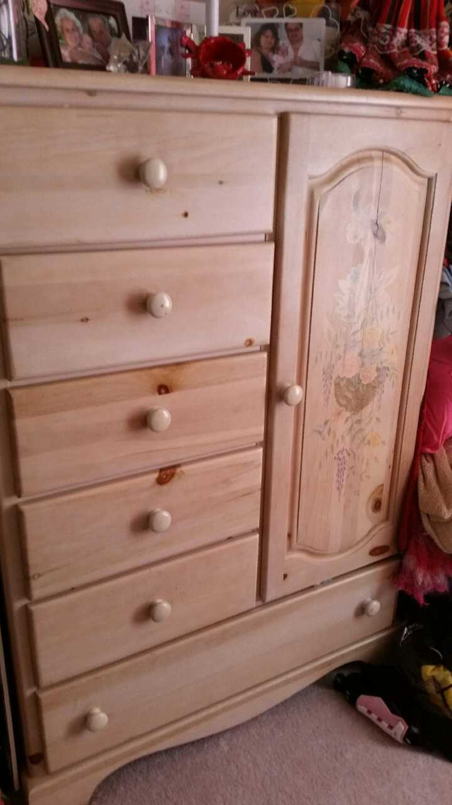 Farmhouse Bedroom Furniture: Solid Wood Twin Bedroom Set By Vaughan