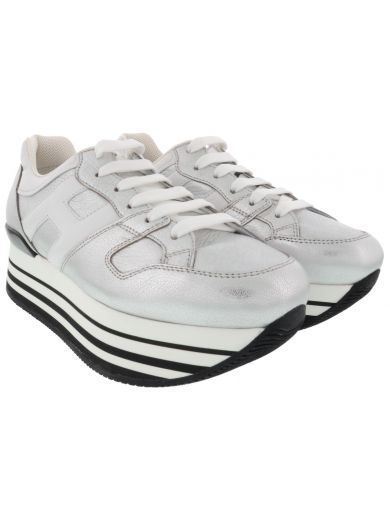 HOGAN Hogan Sneakers Donna H222 Maxi.  hogan  shoes  hogan-sneakers- fccac84b75e
