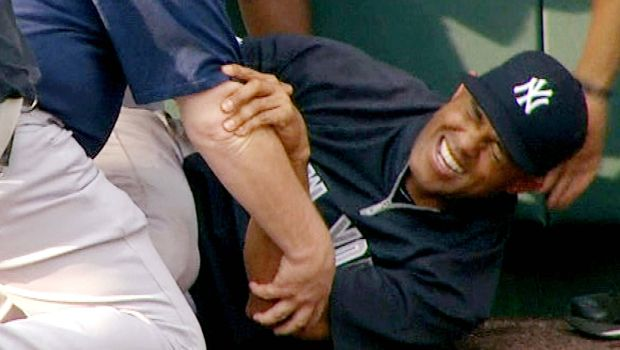 Is Mariano Rivera's career over after tearing ACL?