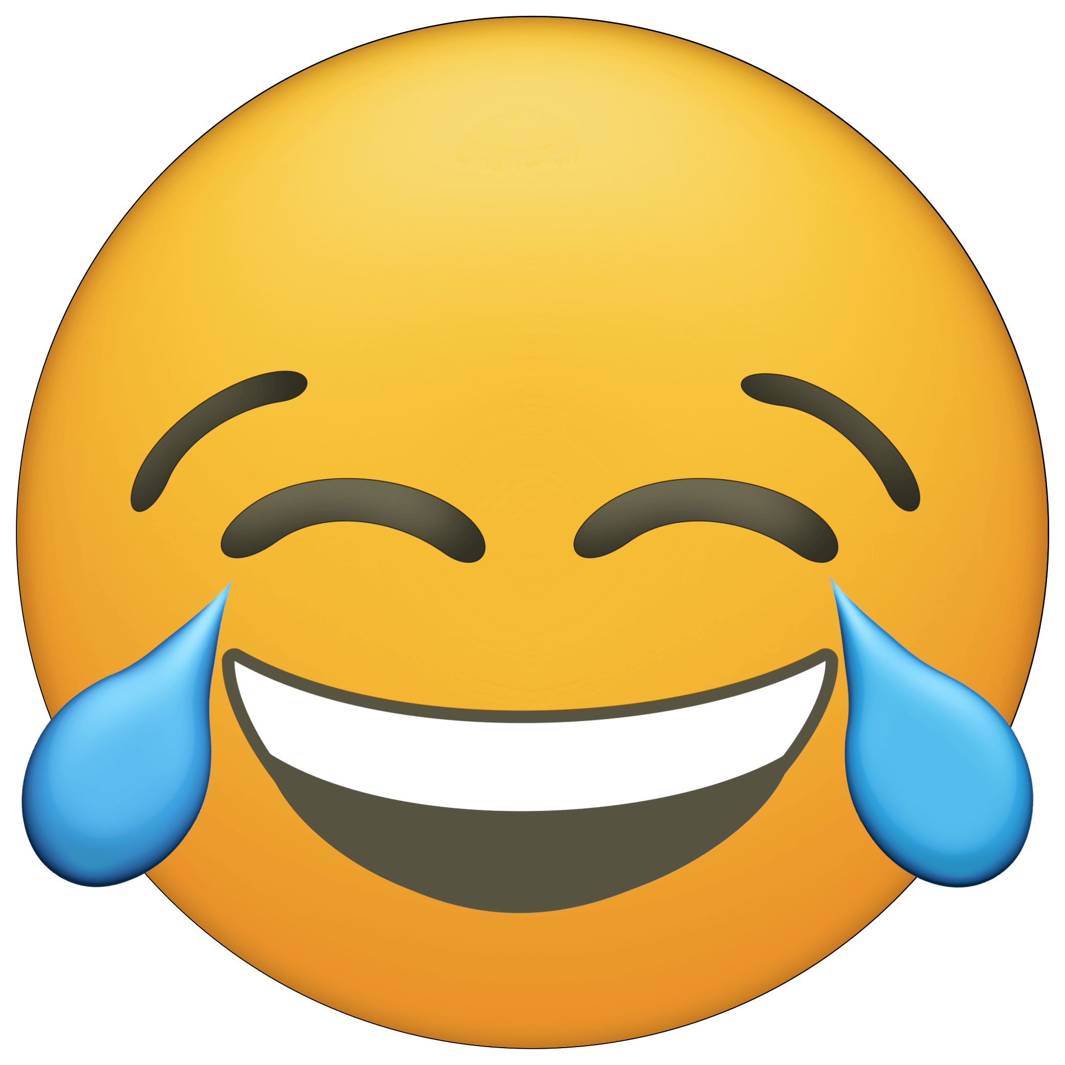 Crying Laughing Png 2083 2083 Emoji Printables Free Emoji Printables Emoji Faces