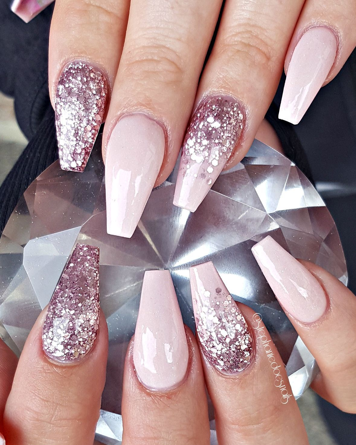 Acrylic nails - #nails #nail art #nail #nail polish #nail stickers ...